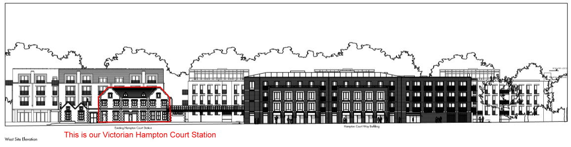 New Scheme Elevations